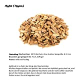 Axtschlag WCAP1 Wood Smoking Chips, Apfel, 1 kg - 2